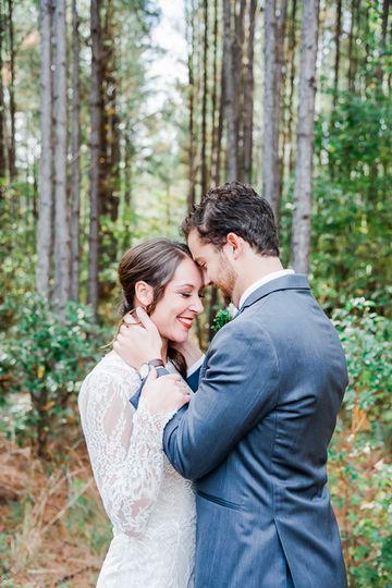 Newly Married Couple Shots
