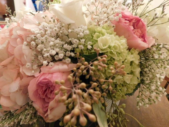 Rustic charm floral
