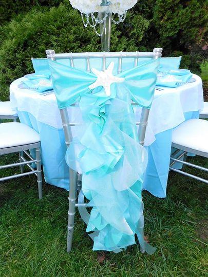 Beach Side Wedding