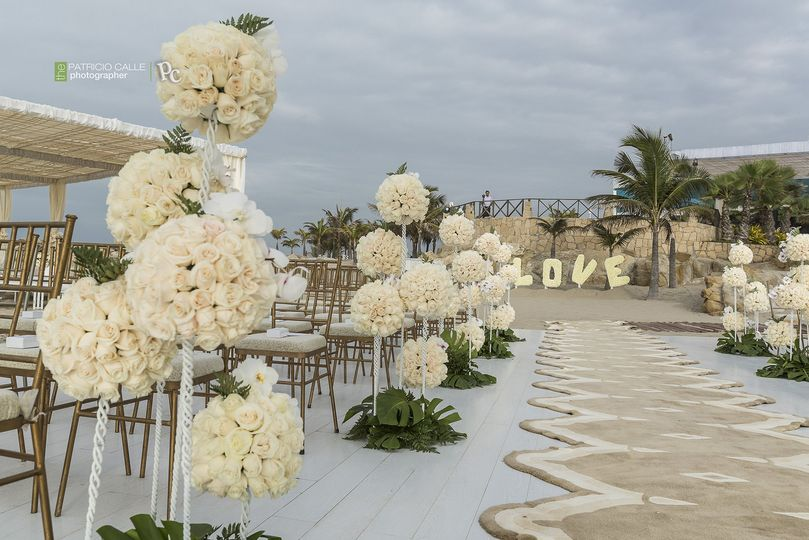 Ecuador destination wedding