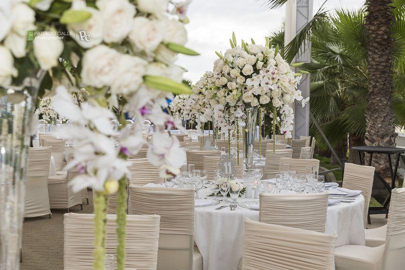 Luxury Ecuador wedding