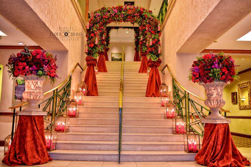Awesome entrance