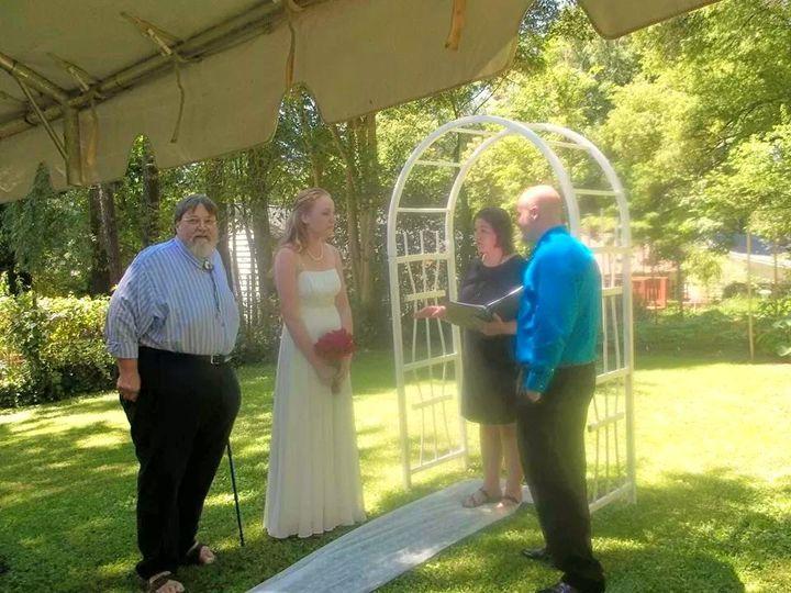 Tmx 1471547082075 Img3606246821472 1 Garner wedding officiant