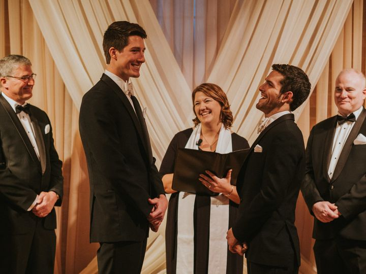 Tmx 1513514213786 Chuck And Thomas Wedding 0467 Garner wedding officiant