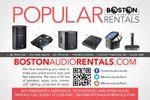 Boston Audio Rentals image