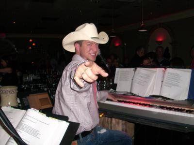 Johnny Breeze Guitar Piano DJ