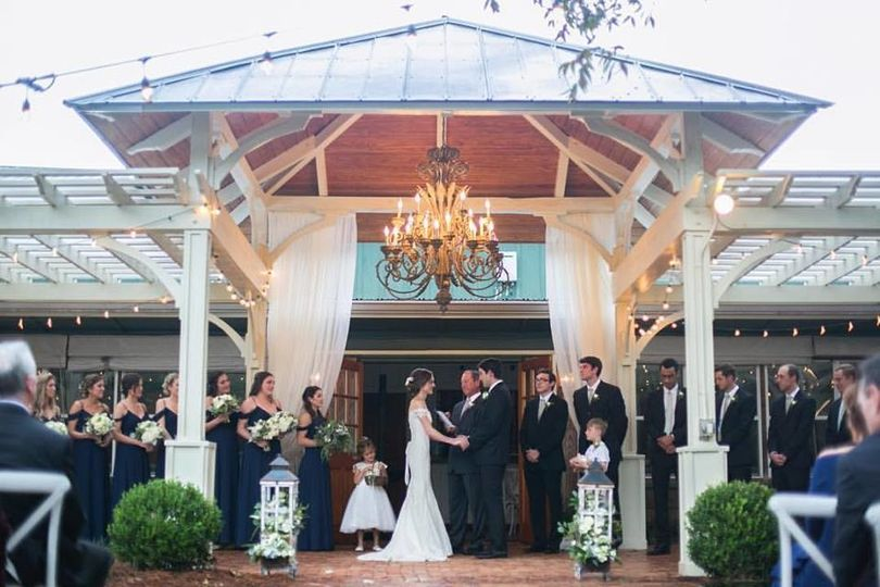Tallahee Wedding Venues | The Space At Feather Oaks Venue Tallahassee Fl Weddingwire