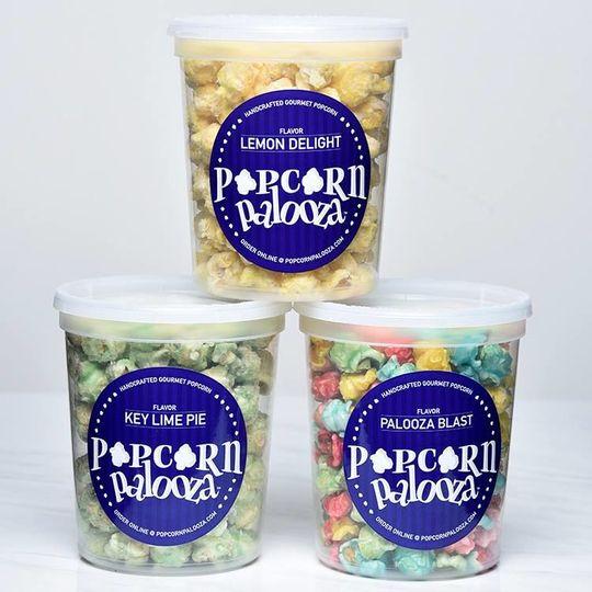 Popcorn palooza product