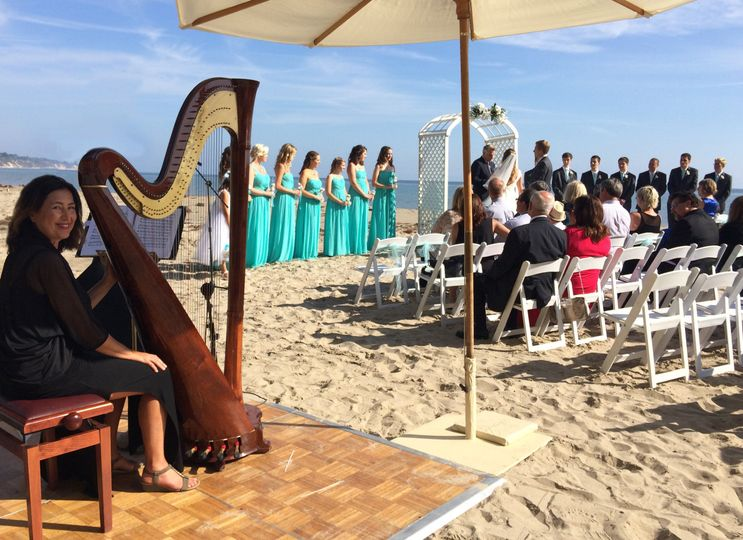 Beach Wedding, Santa Barbara, CA