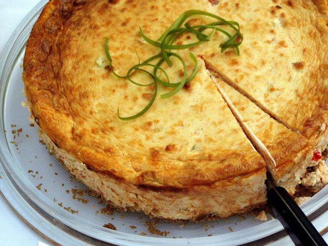 Yummy Cheddar 'Cake'