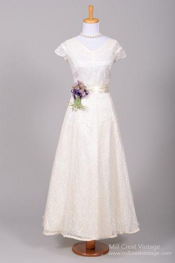 MILL CREST VINTAGE - Dress & Attire - CT - WeddingWire