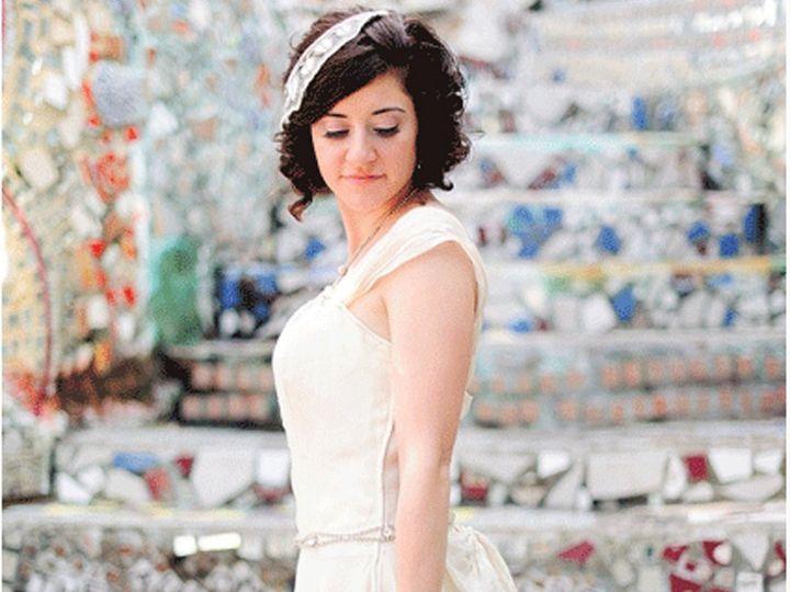 Tmx 1394670296828 Vintage Bridal Gown Newtown wedding dress