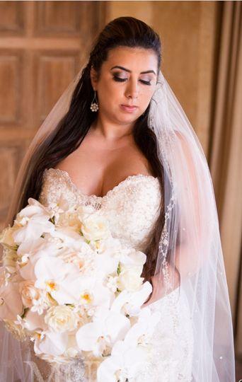 Captivating Biltmore bride