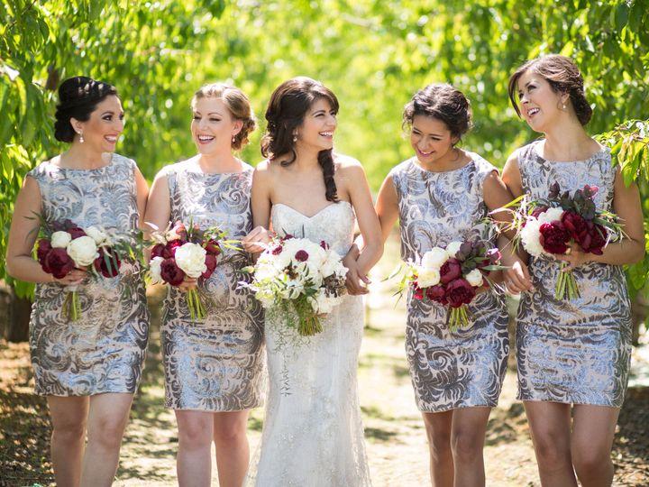 Tmx 1486443143935 Elinora Jared S Wedding Bridal Party 0010 Paterson wedding florist