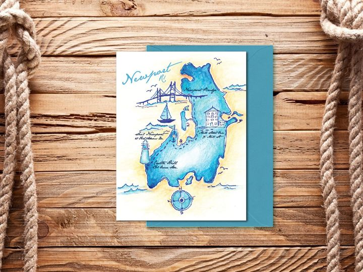 Tmx 1446998569490 Newportmap 04 Newport wedding invitation