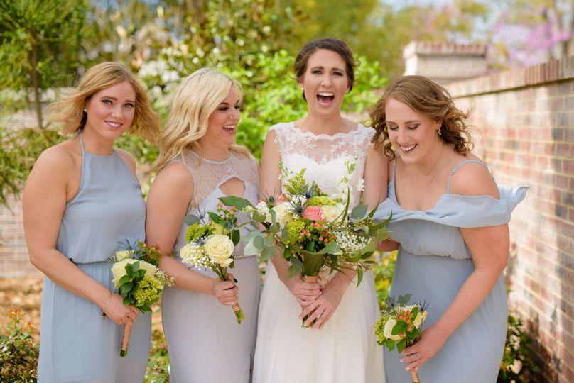 Athens Brides maids whoosh
