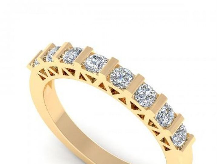Tmx 1504152771543 71798yg1b West New York wedding jewelry
