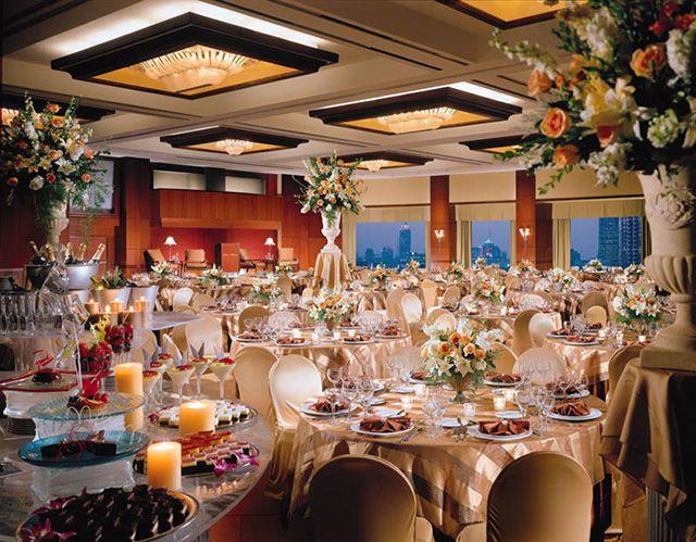 Omni Hotel At Cnn Center Venue Atlanta Ga Weddingwire