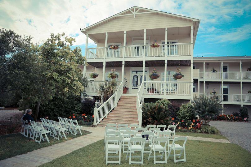 The Sunset Inn - Venue - Sunset Beach, NC - WeddingWire