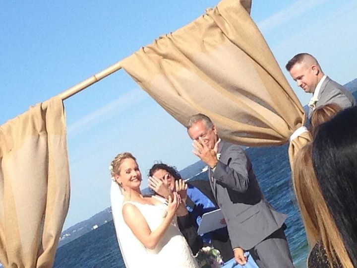 Tmx 1491271840452 1210677310206848737629582555711243983050087n Levittown, NY wedding officiant