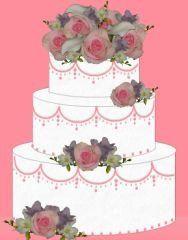 Tmx 1360004703699 Collagecakewhite  wedding florist