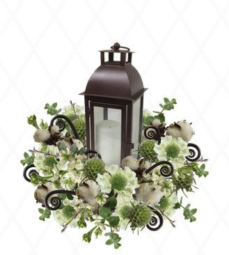 Tmx 1499183282088 Bronze Lantern Cp  wedding florist