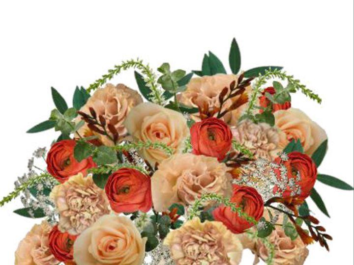 Tmx 1499183294266 Db Bouq Peach Orange  wedding florist