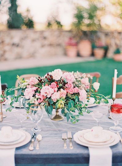 romantic pink wedding inspiration michelle march photography glamour grace 25