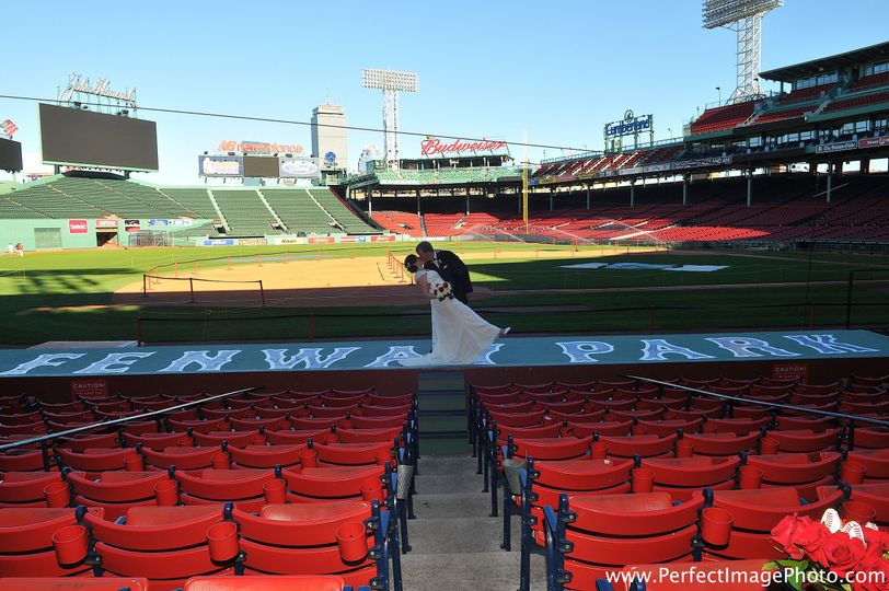 A Red Sox Wedding