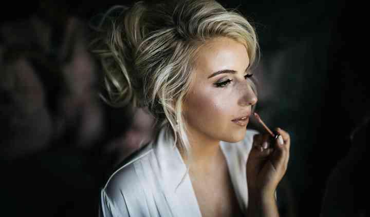Liz Black Makeup