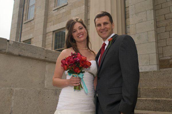 Tmx 1316530612985 Meredithbouquet Solon wedding florist