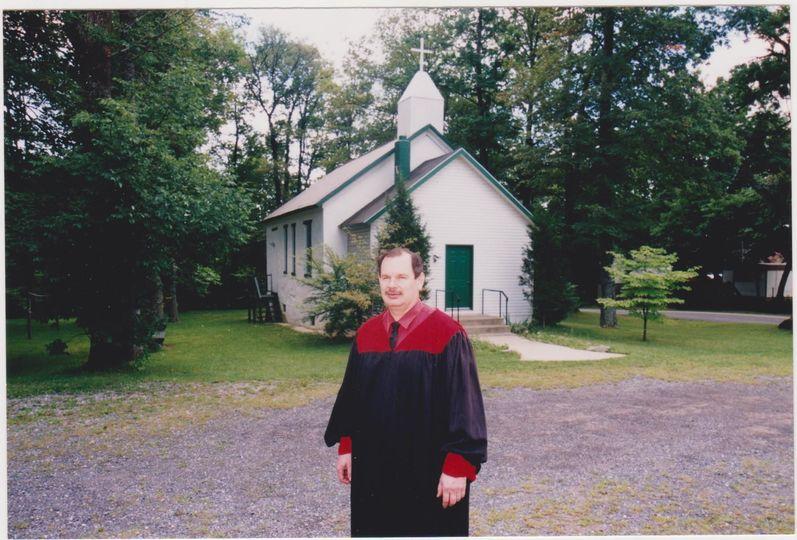Pastored here 20 years