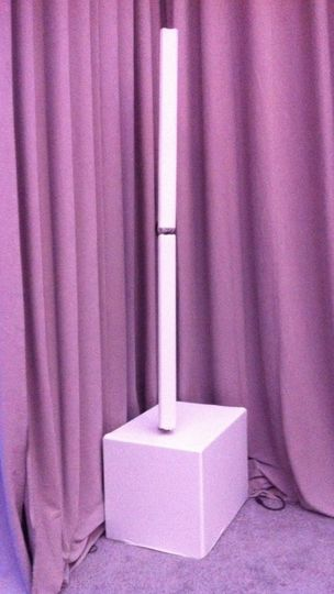400 Series Speaker in white