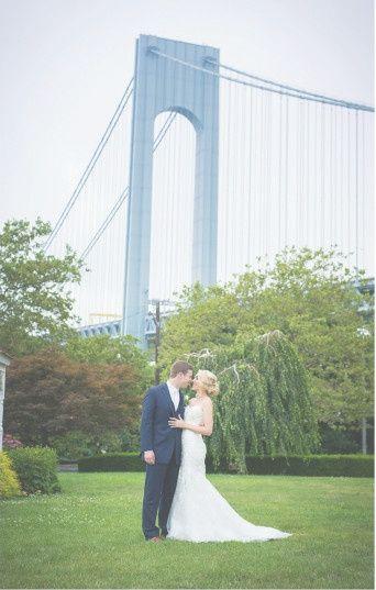 Wedding w/ VZ Bridge