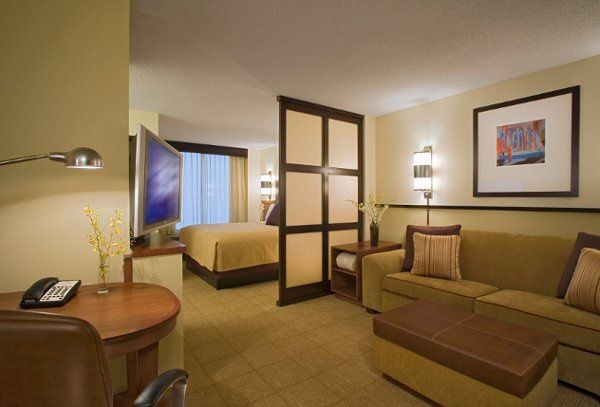 Suite-Size accommodations!
