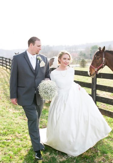 Couples love our horses