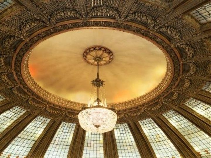 Tmx 1510777056877 Table With Dome Seattle, WA wedding venue