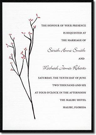 Tmx 1246506420343 DogwoodLarge Farmington wedding invitation