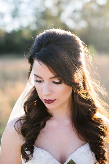 Wedding makeup and ahir