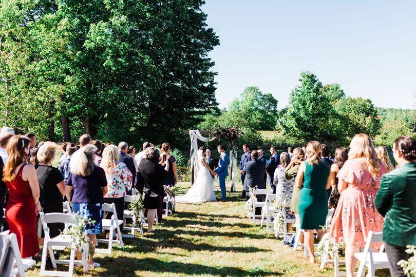 Ceremony Pond