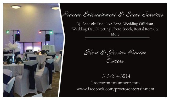 Proctor Entertainment & Event Services