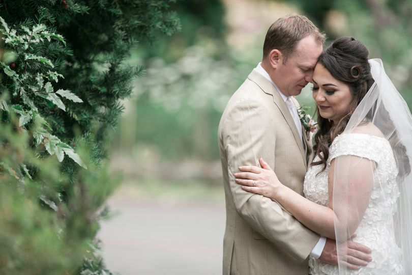 Bride and Groom McMennamins
