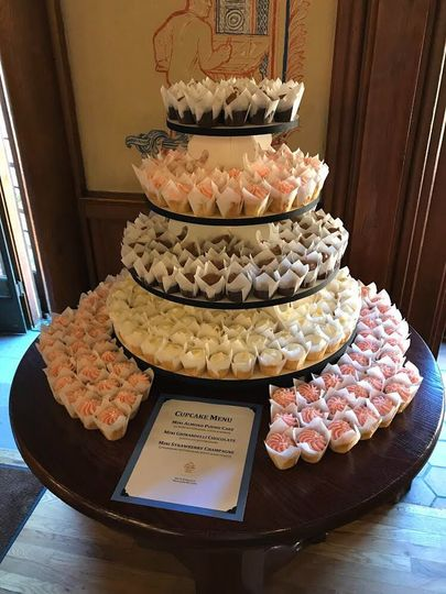 Best Place Pabst Brewery Milwaukee Wedding Cupcakes