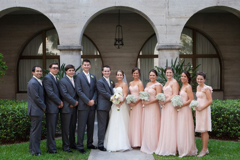 bridal party0070