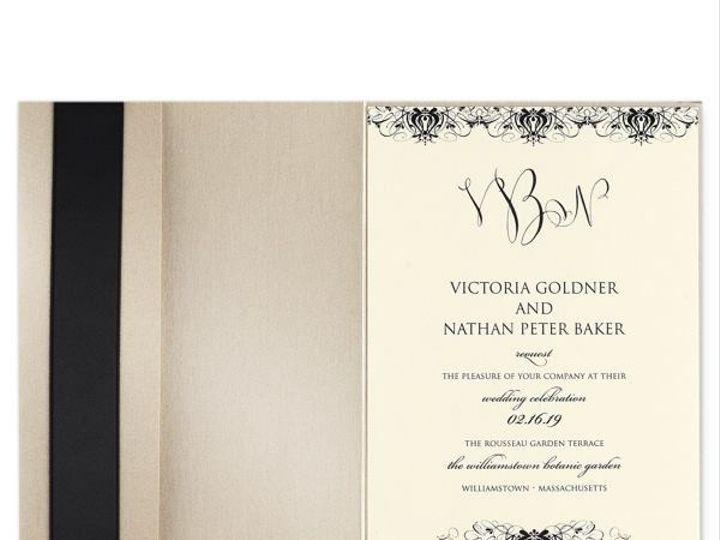 Tmx 1475966413897 Aaaaa Virginia Beach wedding invitation