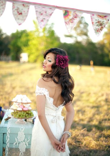makeover station wedding portfolio