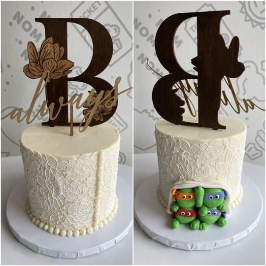 Sweet By Holly Weddings