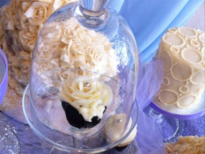 Tmx 1327718171529 IMG9027 Orlando, Florida wedding cake