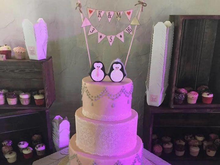 Tmx 1500934299726 1465022010154435192615631771705519542285207n Orlando, Florida wedding cake