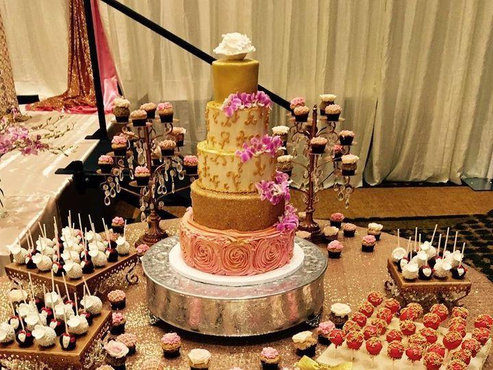 Tmx 1500934331248 1452276510154435190935631343066572258107902n Orlando, Florida wedding cake